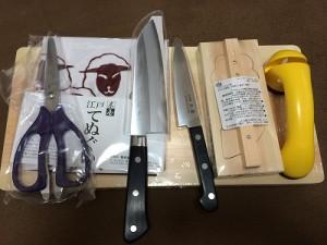 日本橋木屋包丁福袋