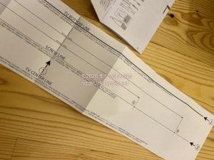 HT-G700壁掛け用用紙