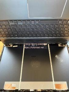 15-cs3075TX液晶パネル交換